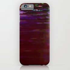 000000 (Dead City Glitch) Slim Case iPhone 6s