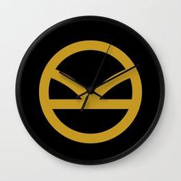 KINGSMAN - Golden Logo Wall Clock