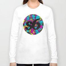 CMYK Society6 Long Sleeve T-shirt