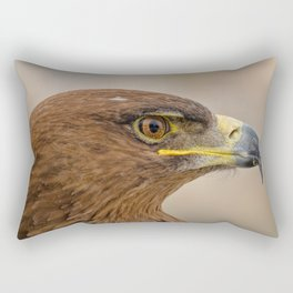 Tawny Eagle 3 Rectangular Pillow