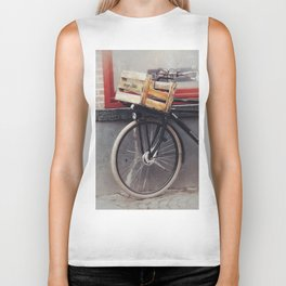 Bicycle, Wood Crate Biker Tank