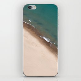 Wave after wave iPhone Skin