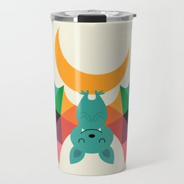 Moon Child Travel Mug