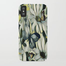 Spring Delight - Flowers And Butterflies iPhone Case