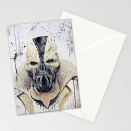 Bane Skull Stationery Cards