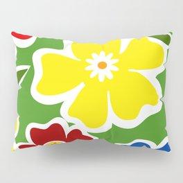 Flowers Fullfilled  Pillow Sham