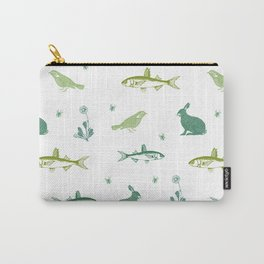 Wild Things (Spring) Carry-All Pouch