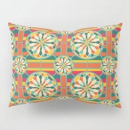 Eye-catching geometric pattern Pillow Sham