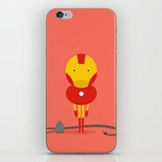 My ironing Hero! iPhone & iPod Skin