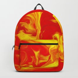 Clouds on Fire Backpack