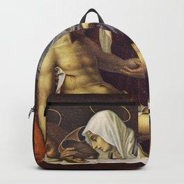 Pieta by Fra Bartolomeo Backpack