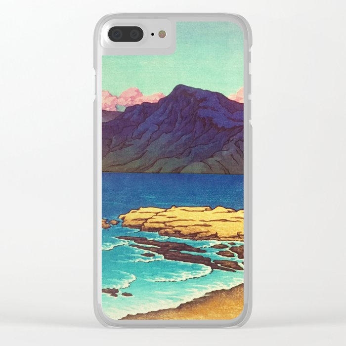 One Good Day at Naga Clear iPhone Case