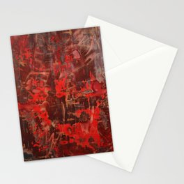 Hypovolemia Revisited Stationery Cards