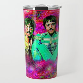 Sgt. Pepper's Lonely Hearts Club Band Travel Mug