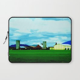 All At Once We Had It In For The Sky Laptop Sleeve
