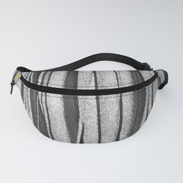Texture - Grey Version Fanny Pack