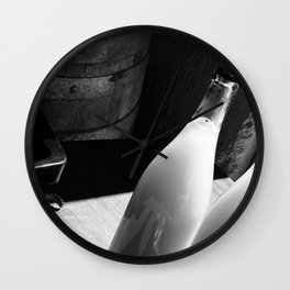 Pet Nat - Unlabeled Wall Clock