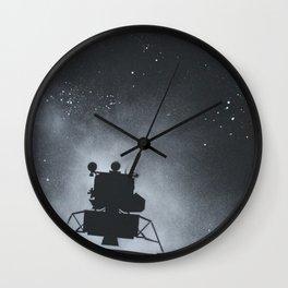 Pioneers 1.2 Wall Clock