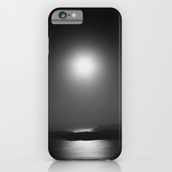 Black sun iPhone & iPod Case