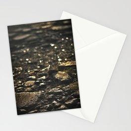 Bokeh Rocks Stationery Cards
