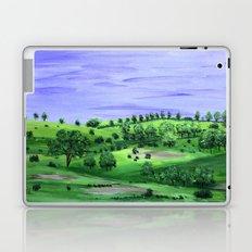 Green Hill Laptop & iPad Skin
