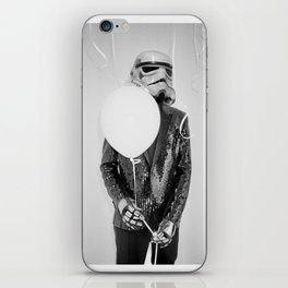 Daft trooper iPhone Skin