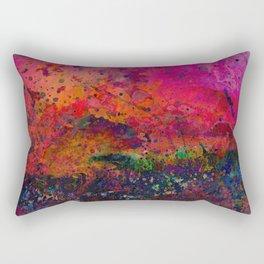 Purple Sky Rectangular Pillow