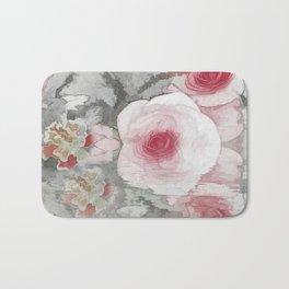 Floral Mirage Bath Mat