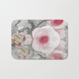 Floral Mirage Bath Mat