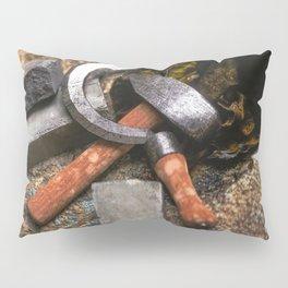 Day 0925 /// Gratulasjoner til arbeiderne Pillow Sham