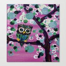 :: Gemmy in Pink :: Canvas Print