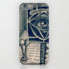 i saw everything Slim Case iPhone 6s