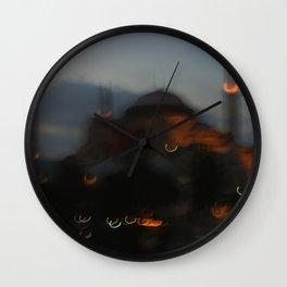 Hagia Sophia Mosque Wall Clock