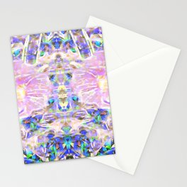 Flower Dimension Stationery Cards