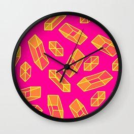 NOVA III Wall Clock
