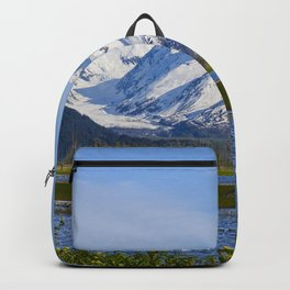 Alaska Mt Range - Spring Backpack