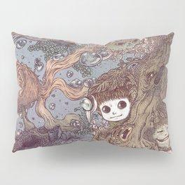 Mind Friend of Imaginations No.3 Pillow Sham