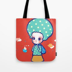 a little travel Tote Bag