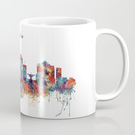 Milwaukee Skyline Coffee Mug