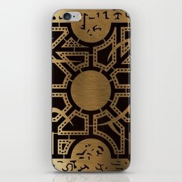 Lament Configuration Side D iPhone Skin