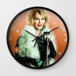 iN THE LAND OF gODS AND mONSTERS Wall Clock