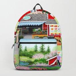 Springtime Wishes Backpack