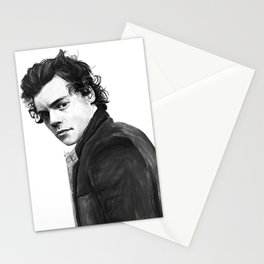 Harry Styles Painting Stationery Cards