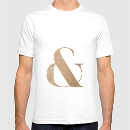 & BURLAP T-shirt
