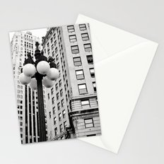 A Chicago Lamp Post Stationery Cards