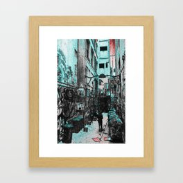 cocktail. Framed Art Print