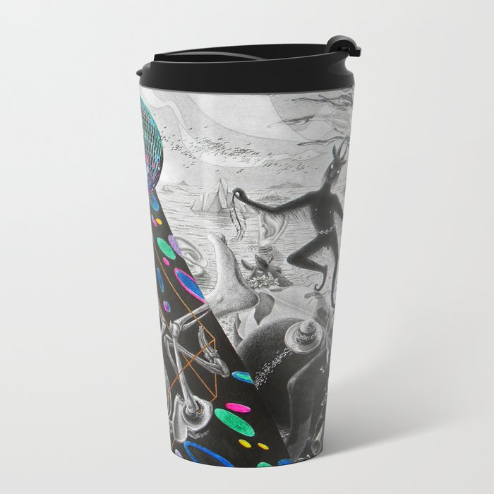 Estuary Metal Travel Mug