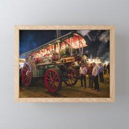 Pride of the Shannon Framed Mini Art Print