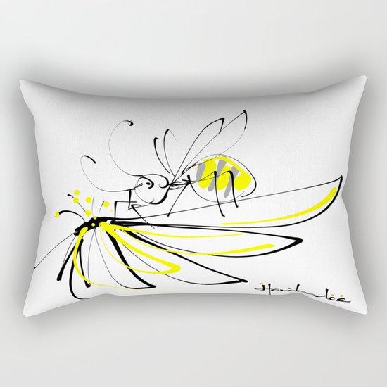 haritsadee 10 Rectangular Pillow