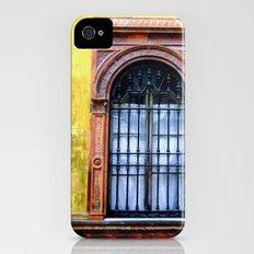 Yellow Window iPhone (4, 4s) Slim Case